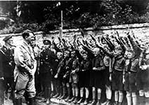 Hitler Youth Event