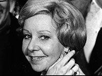 Close up photo of Jane Byrne