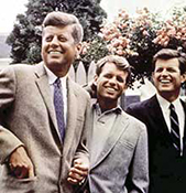 The Kennedy Brothers Photo