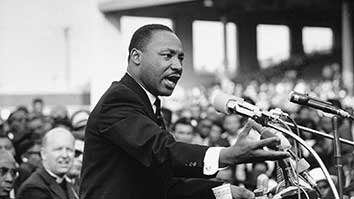 Martin Luther King Jr A Struggle For A Dream