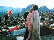 people at the Woodstock Music Festival