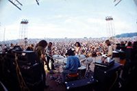 Jefferson Airplane at Woodstock Festival