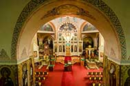 Holy Trinity Russian Orthodox Cathedral Chicago